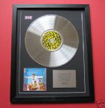 ELTON JOHN - One Night Only CD / PLATINUM PRESENTATION DISC